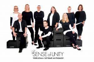 Teamkleidung Sense of Unity