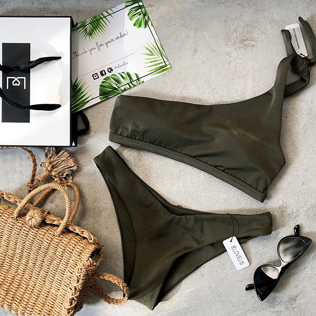 Swim Wear Collection Elisa Becker